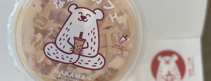 Nakama Tea is one of เชียงใหม่_3_Coffee.
