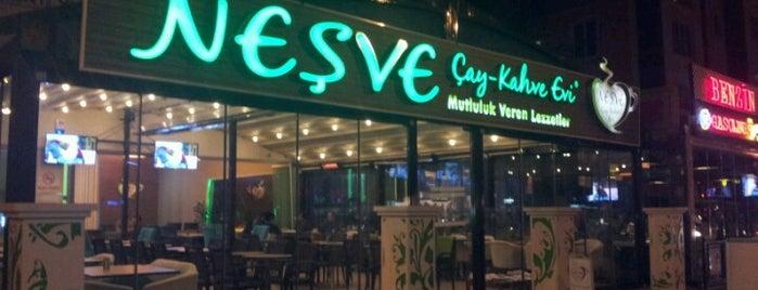 Nesve Cay-Kahve Evi Semsettin Gunaltay Cad. is one of Yarenさんのお気に入りスポット.