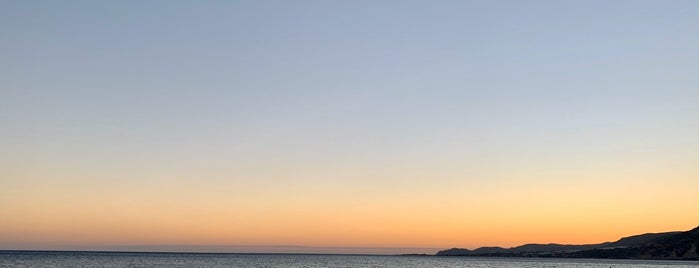 Paleochora Beach is one of Crete.
