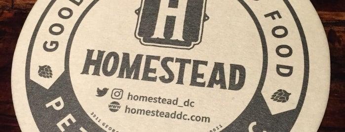 Homestead is one of Locais curtidos por Gautam.