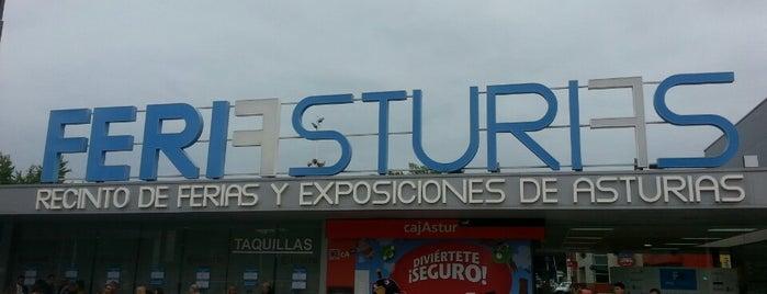 Feria De Muestras is one of Gijon.