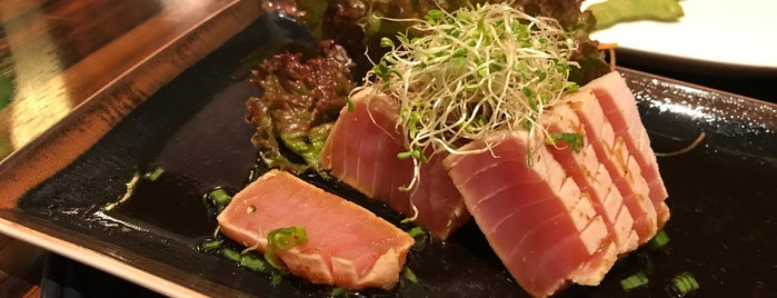 Nau Sushi Lounge is one of Fernando 님이 좋아한 장소.