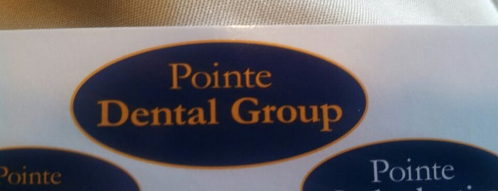 Pointe Family Dentistry is one of Tempat yang Disukai Neil.
