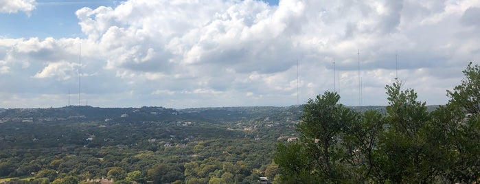 Mount Bonnell is one of Austin Trip.