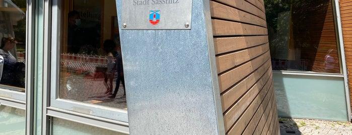 Standesamt, Außenstelle der Stadt Sasnitz is one of Oostzeekust 🇩🇪.
