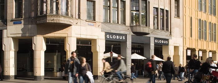 GLOBUS is one of Lugares favoritos de Amit.