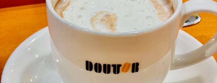 Doutor Coffee Shop is one of Locais salvos de Aki.