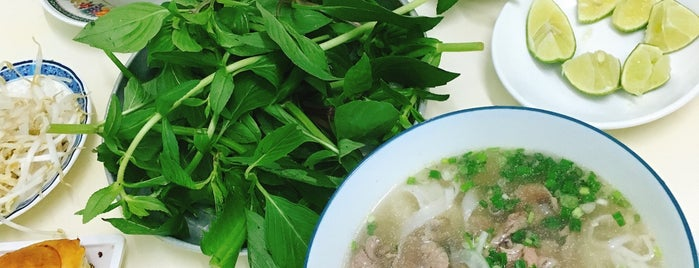 Phở Minh Pasteur is one of Vietnam.