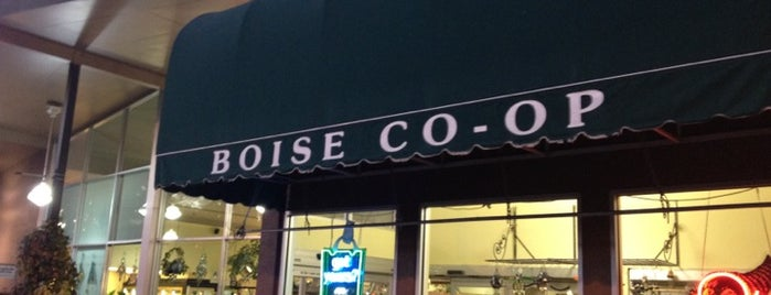 Boise Co-op is one of My Boise To Do List.