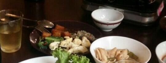 Korean Table All Ban is one of Locais salvos de Adrien.