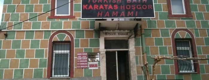 Tarihi Karataş Hoşgör Hamamı is one of Evimize Yakın.