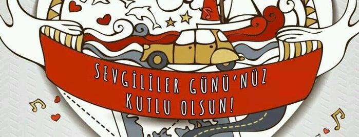 GarentaDAY İzmir Adnan Menderes Havalimanı İç Hatlar Araç Kiralama is one of Aydın: сохраненные места.