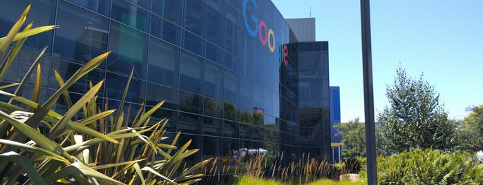 Google Mountain View is one of San Francisco.