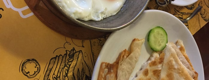 Semt Cafe&Kahvaltı is one of Lugares favoritos de Simge.