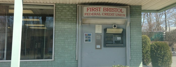 First Bristol Federal Credit Union is one of Joe's Regular Stops.