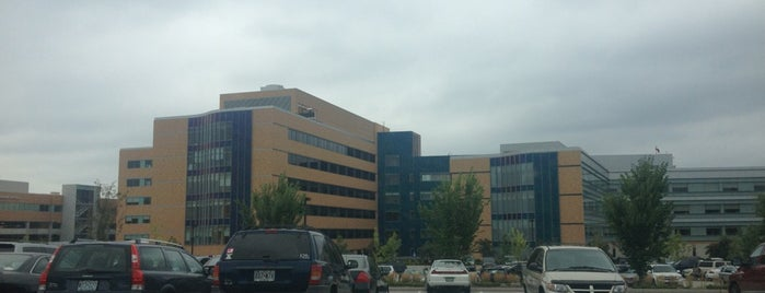 Missouri Baptist Medical Center is one of Rob's Liked Places.