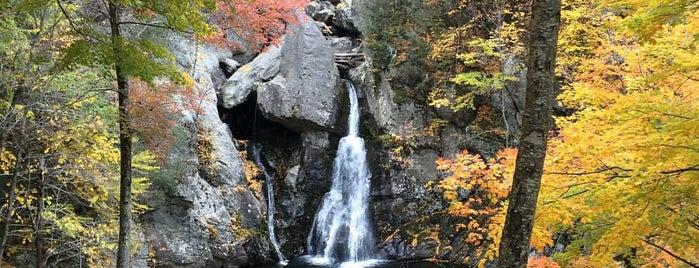Bash Bish Falls is one of Berkshires.