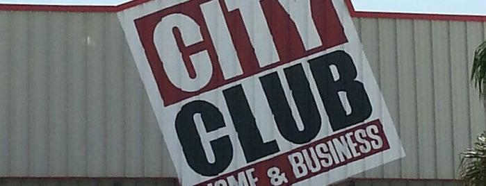 City Club is one of יונתן'ın Beğendiği Mekanlar.