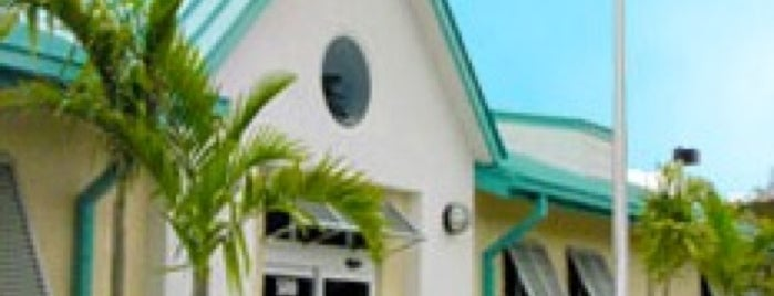 Wilton Manors Public Library is one of Wilton Manors Favorites.