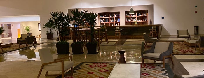 Club InterContinental (Club Lounge) is one of Juan : понравившиеся места.
