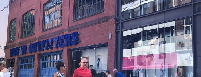 Urban Outfitters is one of Belfast.