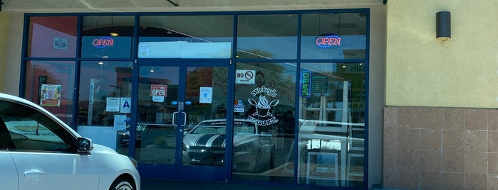 Mickey's Yogurt is one of สถานที่ที่ Bryan ถูกใจ.