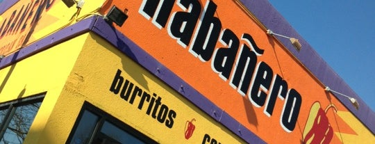 Habanero Latin American Fare is one of Daniel M.さんの保存済みスポット.