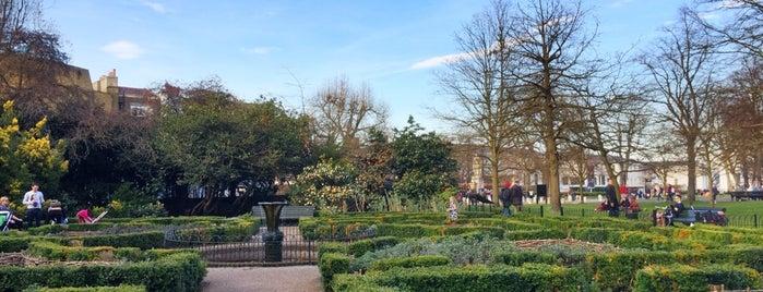 Greenwich Park Herb Garden is one of London Greenwich.