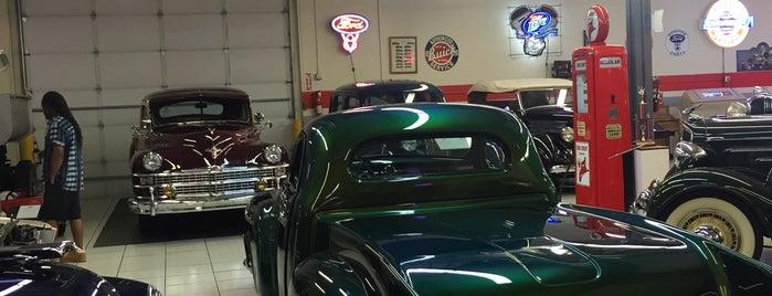 Martin Auto Museum is one of Eutopia : понравившиеся места.