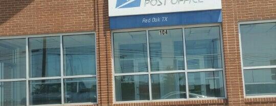 US Post Office is one of Chris'in Beğendiği Mekanlar.