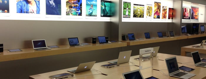 Apple Del Monte is one of Apple Stores US West.