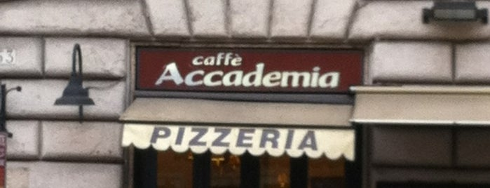Caffè Accademia is one of Locais salvos de Murat.