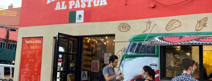 Taqueria Al Pastor is one of Restaurants: Greenpoint, Williamsburg, Bushwick.