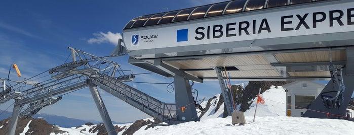 Siberia Express is one of Vera'nın Beğendiği Mekanlar.