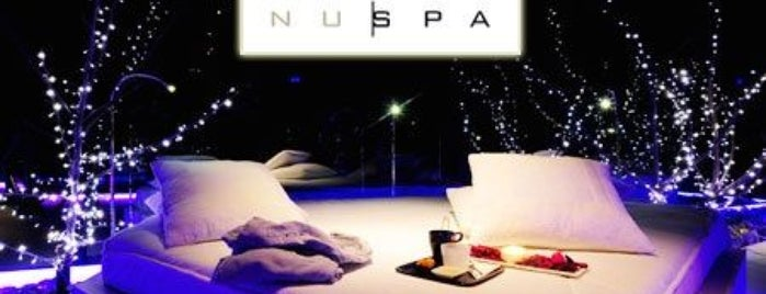 Nu Spa is one of Levent.