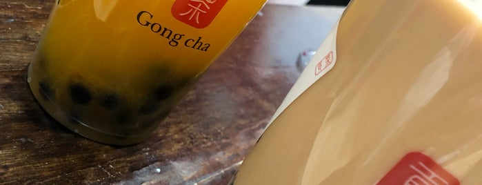 Gong Cha is one of Manhattan to Try.