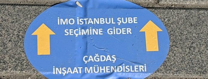 TMMOB İnşaat Mühendisleri Odası is one of Can : понравившиеся места.