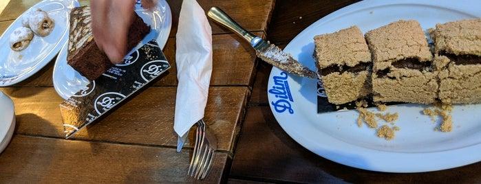 Dilim Pastanesi & Cafe Kuzguncuk is one of Istanbul.