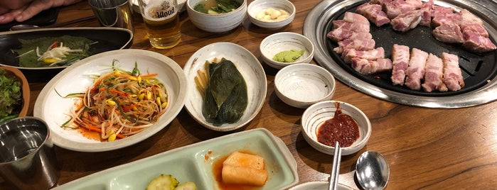 Yukjeon Sikdang is one of Seoul!.
