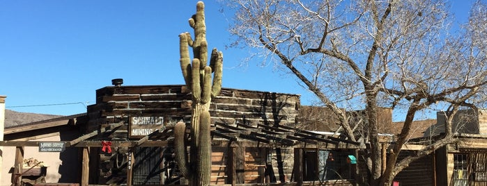 Pioneertown is one of The Joshua Tree Field Guide.