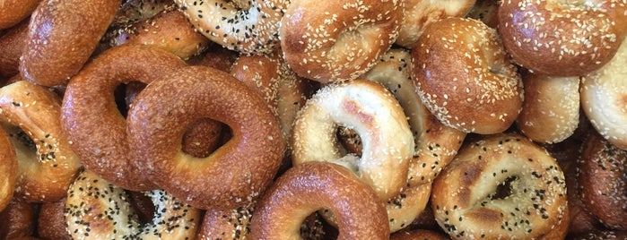 Wise Sons Bagel & Bakery is one of San Francisco Bagels Ranked.