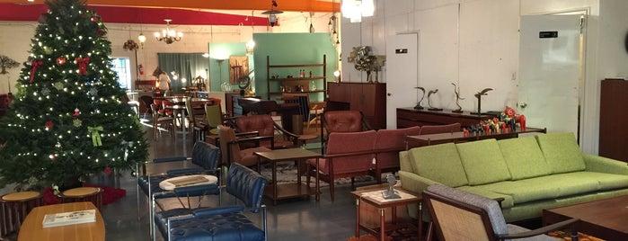 Danish Modern LA is one of LA Top Shops.