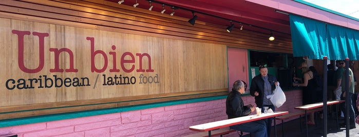Un Bien is one of Portland/Seattle.