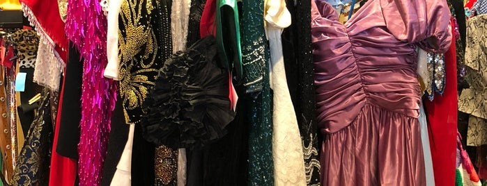 Leopard Lounge Clothing Exchange is one of Montrose.