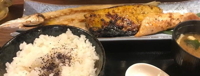 焼魚食堂 is one of Hide: сохраненные места.