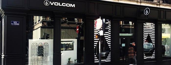 Volcom Store Lyon is one of Lyom.
