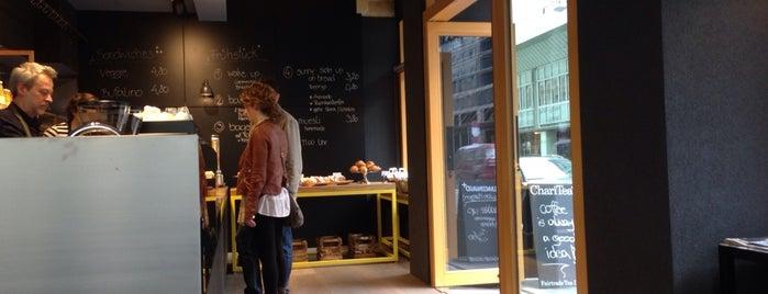 coffee & bread is one of Kaffeehäuser - New Generation.