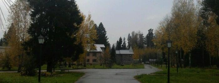 Авеста-Парк is one of Temp.