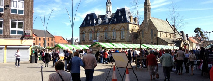 Bishop Auckland Food Festival is one of Carl 님이 좋아한 장소.