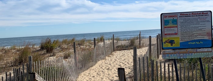 Hickman Street Beach is one of Bryan : понравившиеся места.
